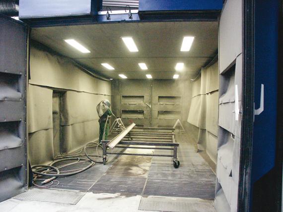 A2pr Application Peinture Poudre Revetement St Aubin Les Elbeuf 76410 Sous Traiter Com
